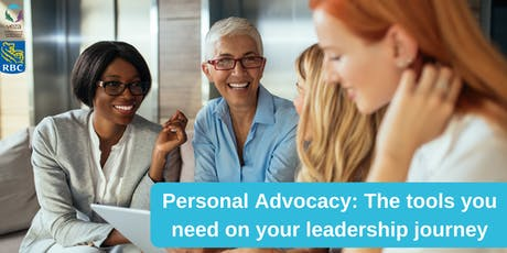 Personal Advocacy: The tools you need on your leadership journey tickets