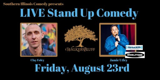 Stand Up Comedy at Walker's Bluff - Jamie Utley