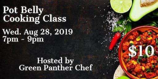 Hands On Medicinal Cooking Class ~ Fajitas