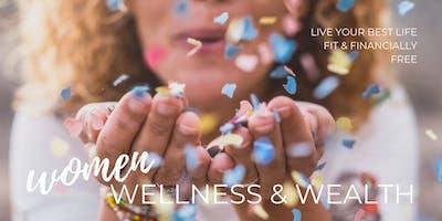 Women, Wellness & Wealth: Sep 28