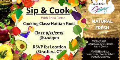 Cooking Class: Haitian Food