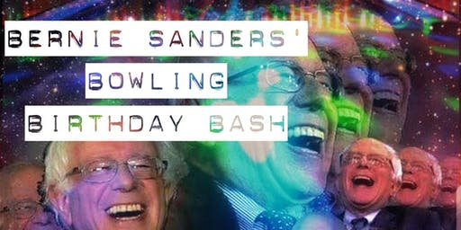 Bernie Sanders' Bowling Birthday Bash