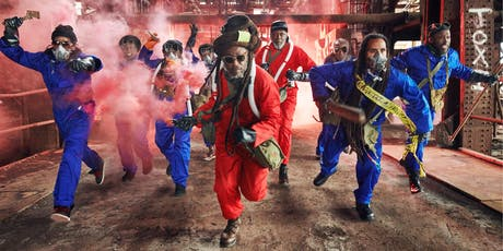 Steel Pulse with Dr. Wood tickets