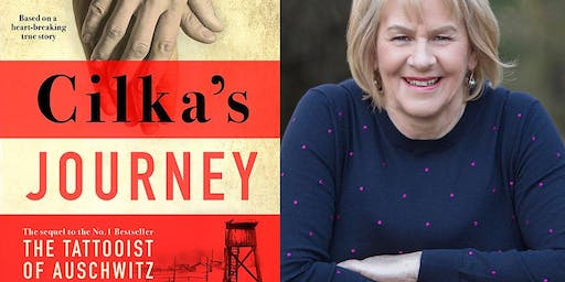 Heather Morris: Author Event at Erina Library