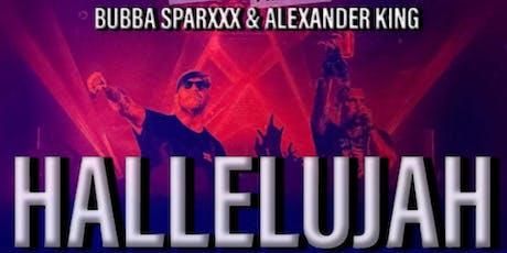 Bubba Sparxxx & Alexander King tickets