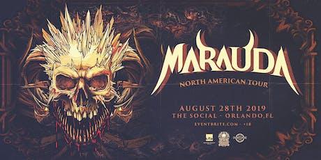 Marauda: North American Tour tickets