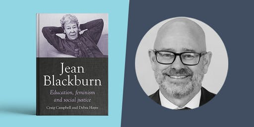 Jean Blackburn Book Launch & Annual ANME Lecture