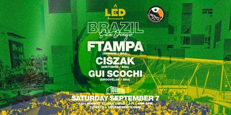 FTAMPA + CISZAK + GUI SCOCHI tickets