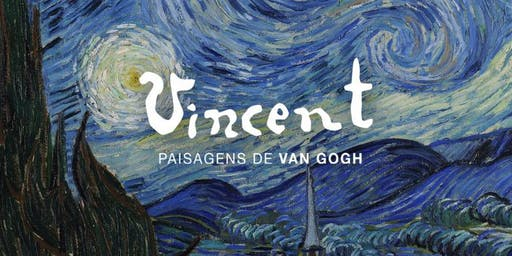 Vincent - Paisagens de Van Gogh - 15/09