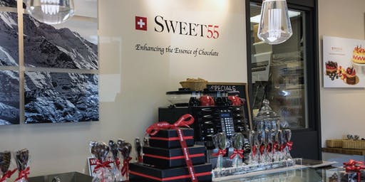 SWEET55 celebrates its 3rd anniversary in Half Moon Bay!