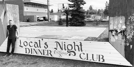 Locals Night™️ Dinner Club tickets