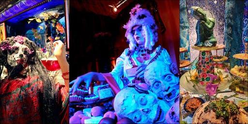 Oct 24/25 - Halloween Tea In Wonderland: A Haunting Halloween Tea Party!