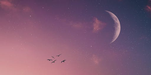 New Moon Energy Healing Meditation