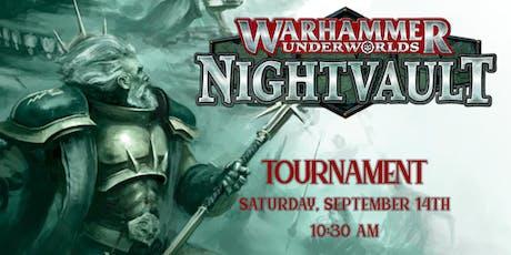 Warhammer Underworlds Tournament tickets