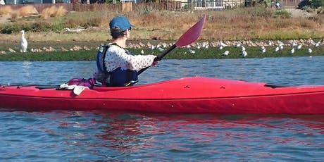 Birder's Kayaking Tour tickets