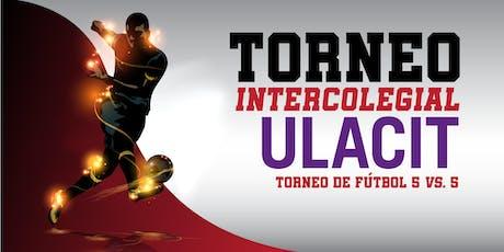 Torneo Intercolegial tickets