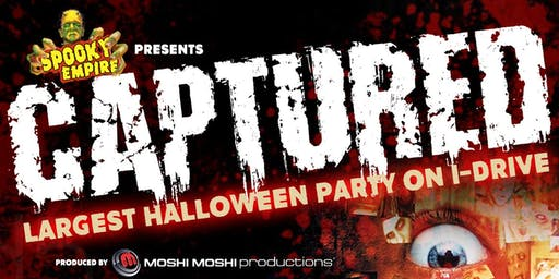 Spooky Empire- The Official Pre- Halloween Party *Captured*