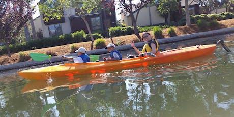 Family Kayaking Tour tickets