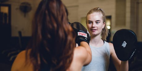Pop-Up Class: Boxing for Women tickets
