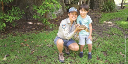 Junior Ranger Wildlife Keeper
