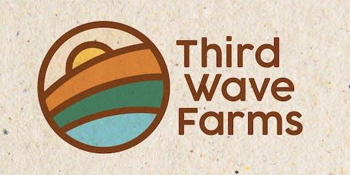 Third Wave Farms CBD Field Trial Day