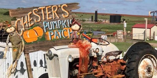 2019 Chester's Pumpkin Patch and Party Barn