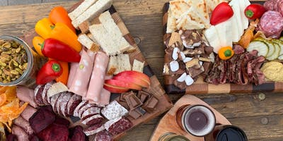 Sycamore Beer Pairing and Charcuterie Class
