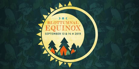 Blottumnal Equinox 2019 tickets
