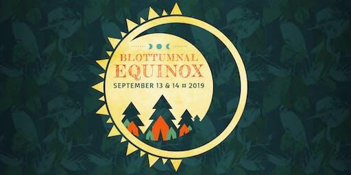 Blottumnal Equinox 2019