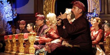 Gamelan Sekar Jaya - Music and Dance from Bali tickets