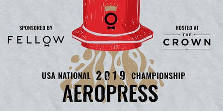 US National AeroPress Championships tickets