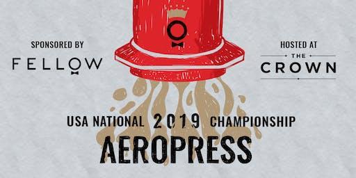 US National AeroPress Championships