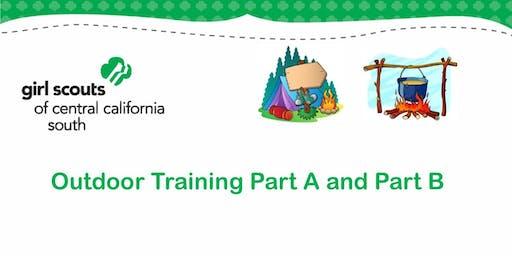 Outdoor Training A & B  - Fresno