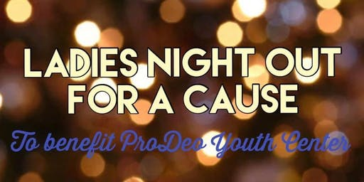 Ladies Night out for a Cause-Free Admission