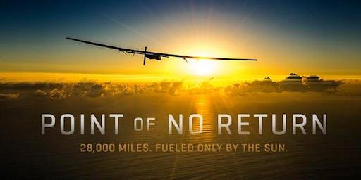 Film Screening: Point of No Return