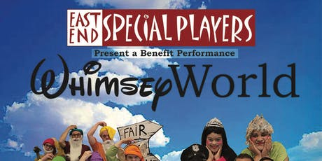 Whimsey World tickets