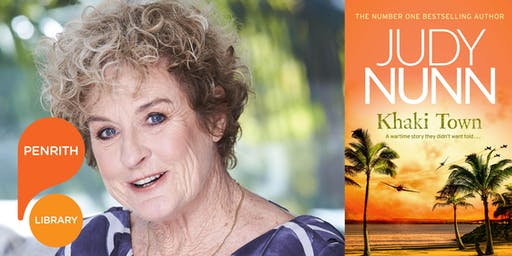 An evening with Judy Nunn