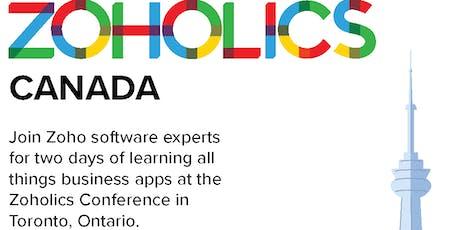 Zoholics Canada tickets