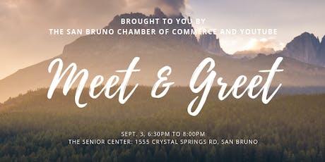 Meet & Greet: The new interim superintendent Dr. Sharon Kamberg tickets