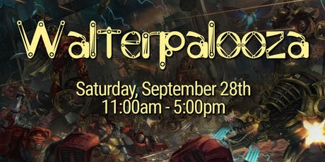 Walterpalooza tickets