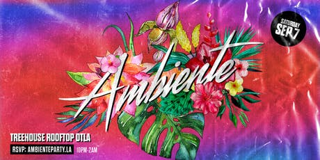 Ambiente Latin Party tickets