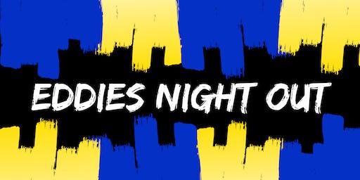 St Edmund's College Social - Eddies Night Out