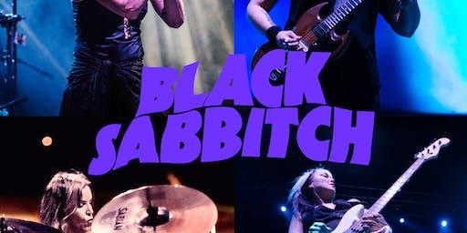 Black Sabbitch live in Reno NV