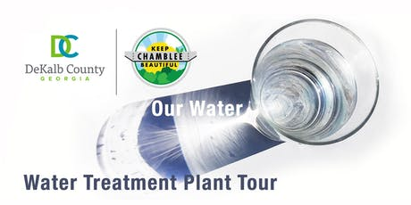 Dekalb Water Treatment Plant Tour - Nov 16 2019 - 10:00AM tickets