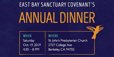EBSC Annual Fundraising Dinner 2019