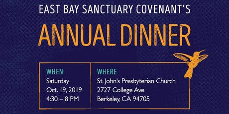 EBSC Annual Fundraising Dinner 2019 tickets
