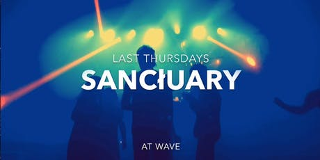 Sanctuary - Goth Night at Wave tickets