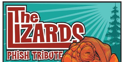The Lizards: Phish Tribute at Waterhole Music Lounge