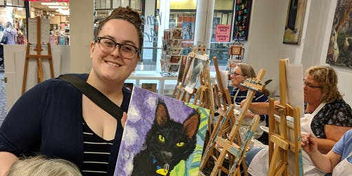 Paint Your Pet Sundays October