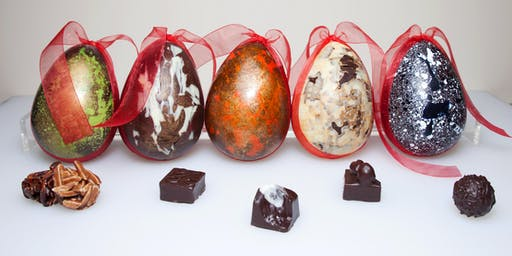 Workshop: Make Chocolates for your own Easter Basket